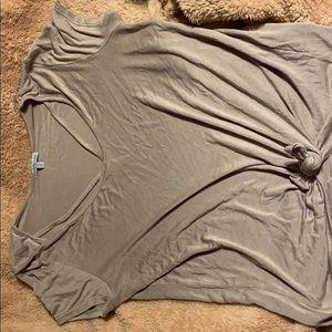 Charlotte Russe basic t shirt